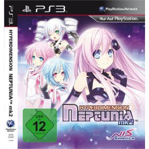 Hyperdimension Neptunia mk-II [PS3]