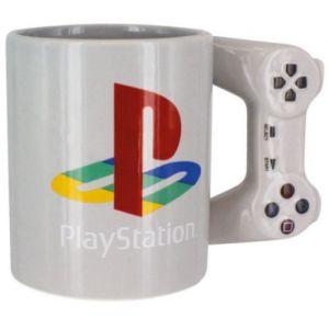 Paladone PlayStation contrôleur Mug en céramique, Multi, 9x 15x 11cm