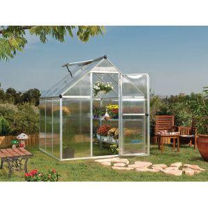 Habitat et Jardin Serre en polycarbonate Multline