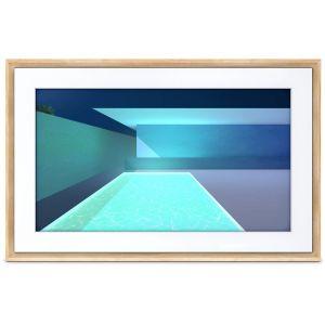 NetGear Meural Canvas 2 Bois clair 16x24cm - Cadre photo connecté
