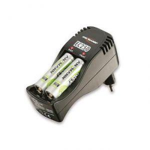 Ansmann Chargeur Smart Eco Set AA