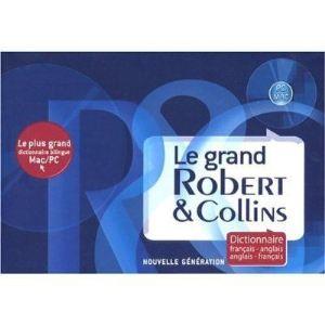 Le Grand Robert & Collins 2009 [Mac OS, Windows]