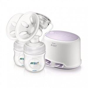 Philips Avent SCF334/02 - Tire-lait électronique double
