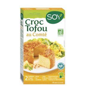 Soy Croque tofu au comté 2x100g