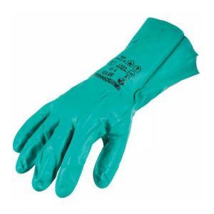 Euro Protection Gant nitrile 5500 vert taille 09 : 5509