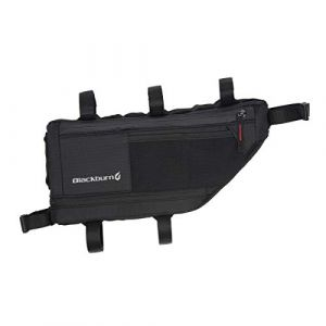 Blackburn Sacoche de cadre bikepacking Outpost M - 4,3/5,8 L Noir