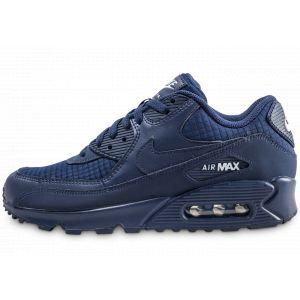 check out 2590c 0c923 Nike Homme Air Max 90 Essential Bleu Marine Baskets