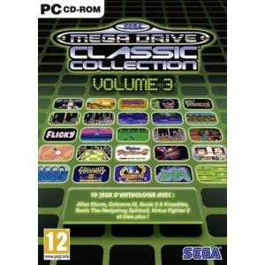 Mega Drive Classic Collection : Volume 3 [PC]