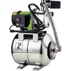 Zipper Surpresseur avec réservoir 230 V ZI-HWW1200N
