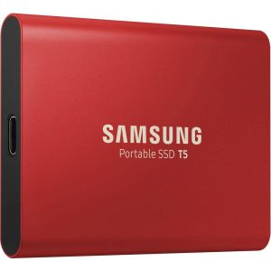 Samsung Portable SSD T5 MU-PA1T0 - Disque SSD - 1 To - USB 3.1 Gen 2