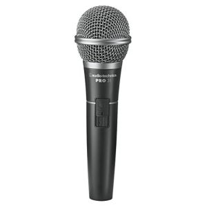Audio Technica Pro 31QTR - Microphone dynamique
