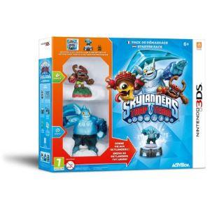 Pack de démarrage Skylanders Trap Team sur 3DS