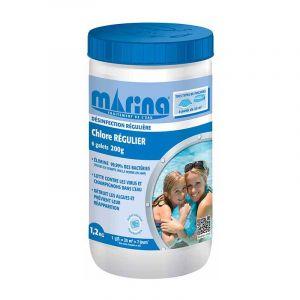 Marina Chlore Régulier Galets 200 g - 1,2 kg