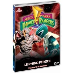 Power Rangers : Mighty Morphin' - Volume 12