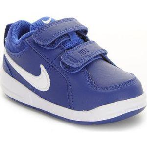 Nike Pico 4 (TDV), Chaussons Mixte bébé, Bleu (Deep Blue/White-Game Royal 409), 19.5 EU