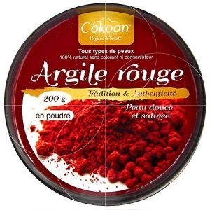 Cokoon Argile rouge en poudre