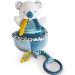 Doudou et Compagnie Peluche musicale Yoca le koala