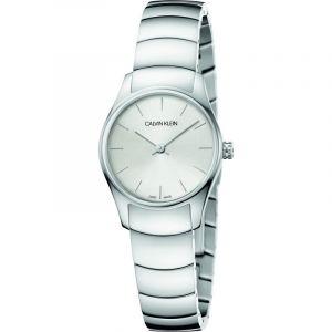 Calvin Klein Quartz Montre avec Bracelet en Acier Inoxydable K4D23146