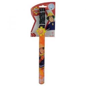 Simba Toys Bâton à bulles Sam le Pompier 115 ml