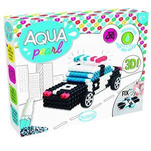Aladine Aqua Pearl Coffret Voiture Police