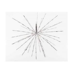 Etoile lumineuse Flashing light 70 cm CA Blanc chaud 160 LED