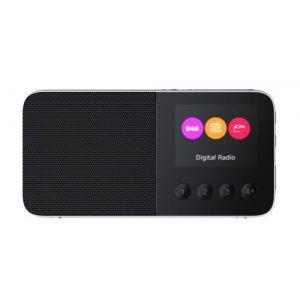 Pure Move T4 - Radio-réveil de poche DAB+ et FM avec Bluetooth