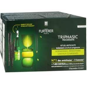 Furterer Triphasic Progressive 8 Flacons