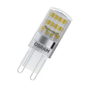 Osram LED EEC A++ (A++ - E) G9 3.8 W = 40 W (Ø x L) 20 mm x 58 mm 1 pc(s)