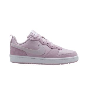 Nike Chaussures sport Court Borough Low 2 PE à lacets Rose - Taille 36,5