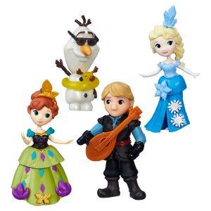 Hasbro Mini-poupée La Reine des Neiges 8 cm