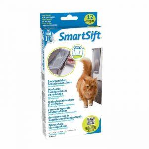 Catit Sacs biodégradables tiroir à litière SmartSift x12