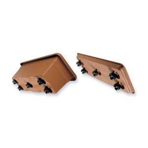 Plastiken Set 6 roues 3cm - 12x6 cm