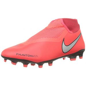 Nike Chaussure de football multi-terrainsà crampons PhantomVSN Academy Dynamic Fit Game Over MG - Rouge - Taille 45 - Unisex