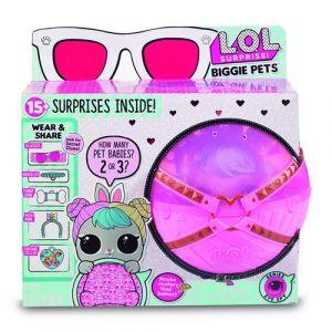 La Grande Récré L.O.L surprise : Biggie pets