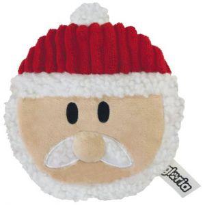 Gloria Christmas Cookie Santa peluche pour chien