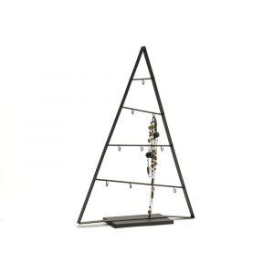 Amadeus Refuge - Sapin en métal noir foncé (56 cm)