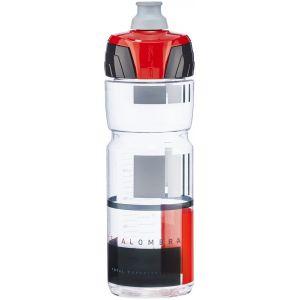 Elite Bidon Crystal Ombra 750 ml - Rouge
