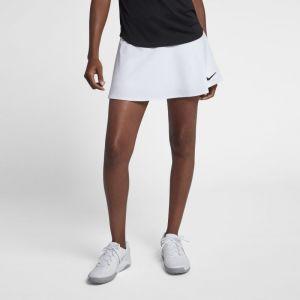 Nike Jupe de tennis Court Dri-FIT pour Femme - Blanc - Taille S - Female