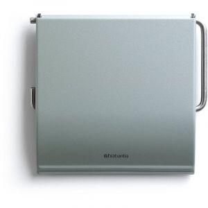Brabantia Porte-rouleau de papier toilette, metallic mint - 107924