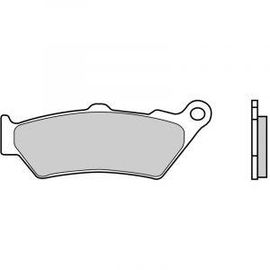 Brembo Plaquettes de frein métal fritté 07BB03SP
