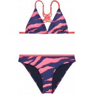 29a436956b O'Neill Kid´s Macrame Bikini - Bikini taille 164, violet/rose