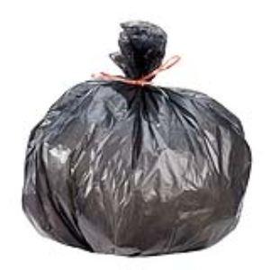 Mystbrand Carton de 1000 sacs poubelles déchets légers (20 L)