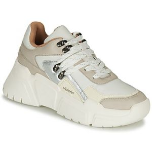 Victoria Baskets basses TOTEM NYLON blanc - Taille 36,37,38,39,40,41