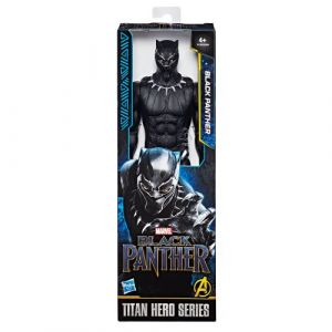 Hasbro Figurine Black Panther 30 cm