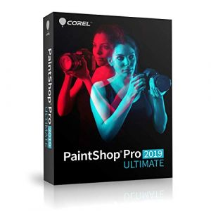 PaintShop Pro 2019 Ultimate [Windows]