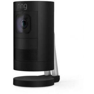 Ring Caméra de sécurité Stick Up Cam Battery Noire