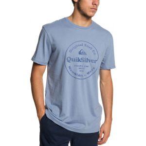 Quiksilver Secret Ingredient - T-shirt manches courtes Homme - bleu M T-shirts