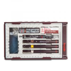 Rotring Coffret College Set Isograph 3 stylos