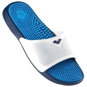 Arena Marco X Grip Hook - Chaussures de plage Homme - bleu/blanc EU 43 Chaussures & Sandales natation