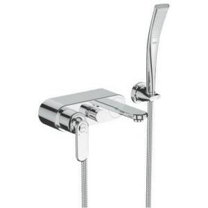 Mitigeur bain-douche Veris avec barre de douche Ondus